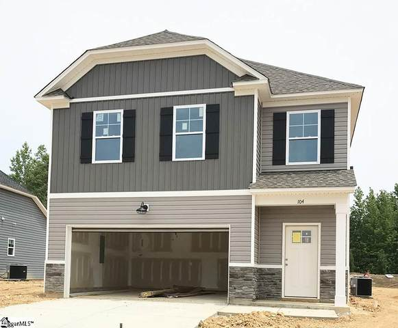 103 Solstice Street Lot 100, Fountain Inn, SC 29644 (#1415203) :: Hamilton & Co. of Keller Williams Greenville Upstate