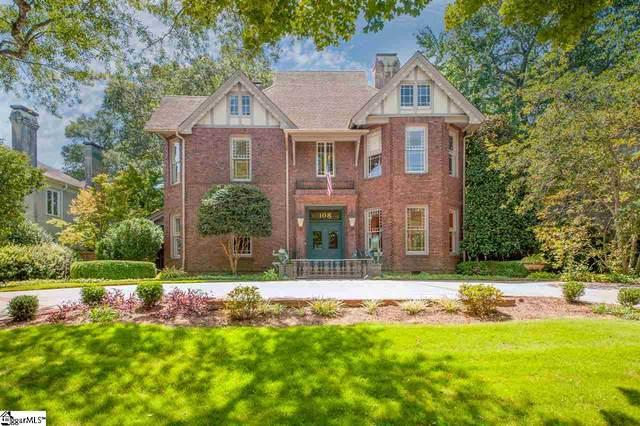 108 Crescent Avenue, Greenville, SC 29605 (#1416298) :: Green Arc Properties
