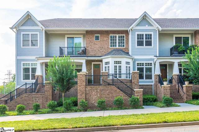 100 S Hudson Street Unit A2, Greenville, SC 29601 (#1418023) :: The Toates Team