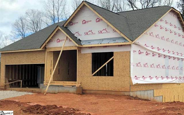 114 Ramshackle Way, Greer, SC 29650 (#1418554) :: Expert Real Estate Team