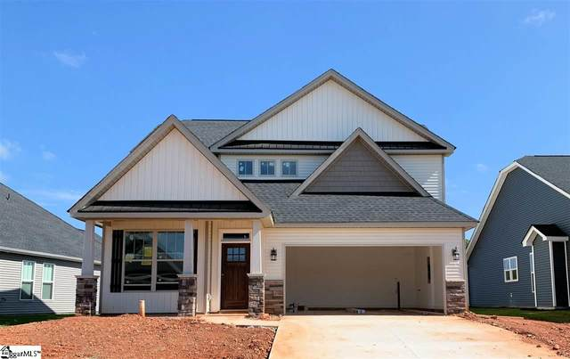32 Tannery Drive Lot 86, Greer, SC 29651 (MLS #1419549) :: Prime Realty
