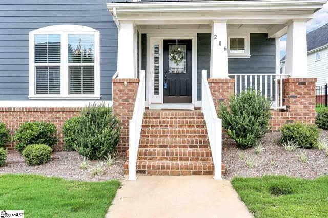 206 Verlin Drive, Greenville, SC 29607 (MLS #1420648) :: Prime Realty