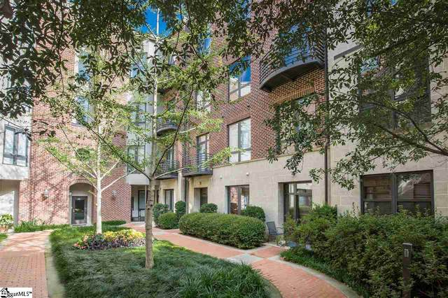 224 S Laurens Street #313, Greenville, SC 29601 (#1420887) :: The Toates Team
