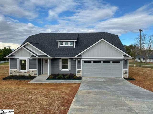 195 Society Hill, Spartanburg, SC 29306 (MLS #1421087) :: Resource Realty Group