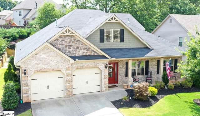 219 Dairwood Drive, Simpsonville, SC 29680 (MLS #1421386) :: Prime Realty