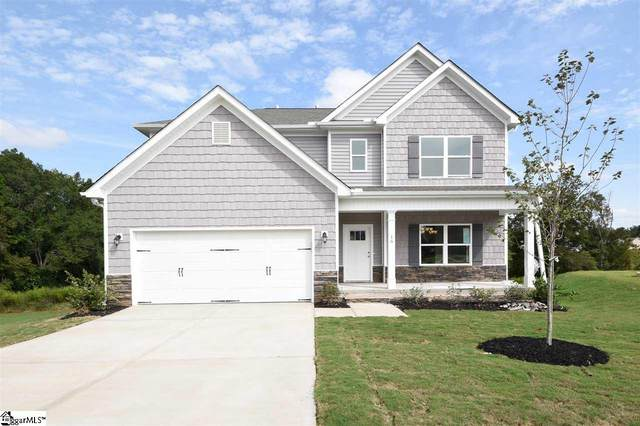 16 Harvestwood Place, Greenville, SC 29605 (#1421830) :: The Haro Group of Keller Williams