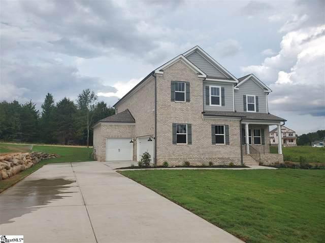 107 Enclave Drive Lot 23, Greer, SC 29651 (#1422396) :: The Haro Group of Keller Williams