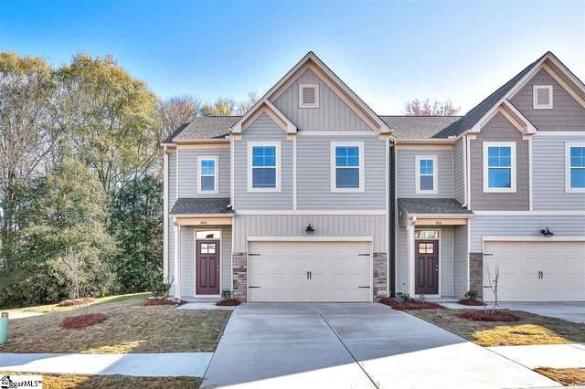 408 Cedar Bluff Way Lot 22, Mauldin, SC 29662 (#1422419) :: Hamilton & Co. of Keller Williams Greenville Upstate