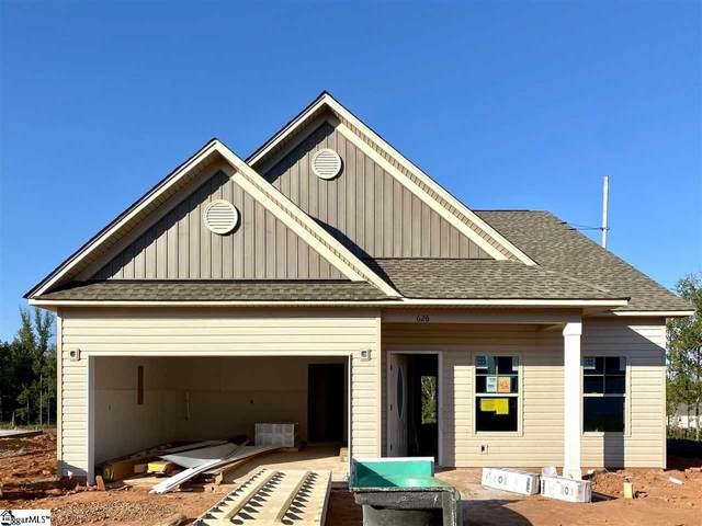 626 Grantleigh Drive Lot 42, Duncan, SC 29334 (#1423920) :: Green Arc Properties