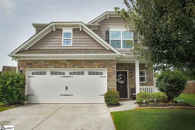 54 Hawksbill Lane, Simpsonville, SC 29680 (MLS #1424434) :: Prime Realty