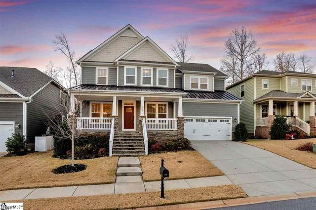 519 Palladio Drive, Greenville, SC 29617 (MLS #1424566) :: Resource Realty Group