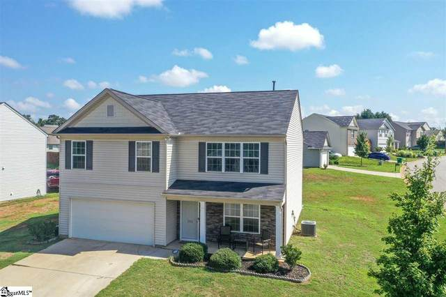 951 Slow Creek Drive, Boiling Springs, SC 29316 (#1424989) :: The Toates Team