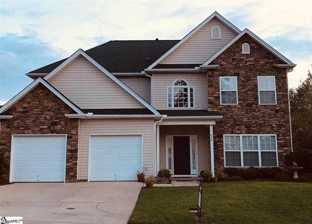 826 Bayshore Lane, Moore, SC 29369 (#1426237) :: Hamilton & Co. of Keller Williams Greenville Upstate