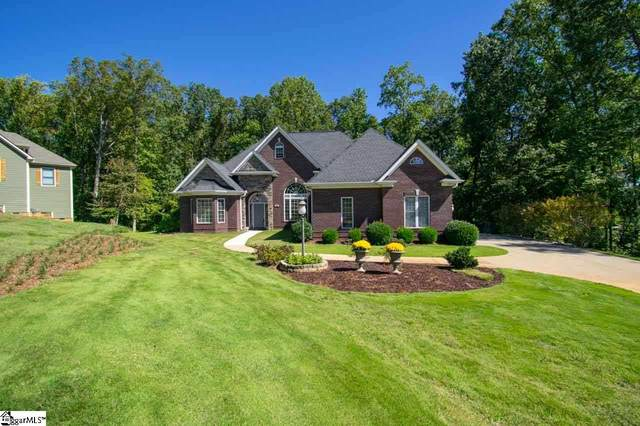 124 Yellow Fin Court, Greer, SC 29651 (#1427111) :: DeYoung & Company