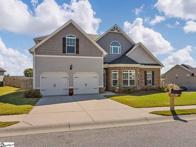 835 E Holloway Drive, Woodruff, SC 29388 (#1428696) :: Green Arc Properties