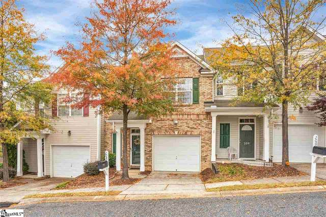 208 Greenbush Court, Mauldin, SC 29662 (#1431650) :: Expert Real Estate Team