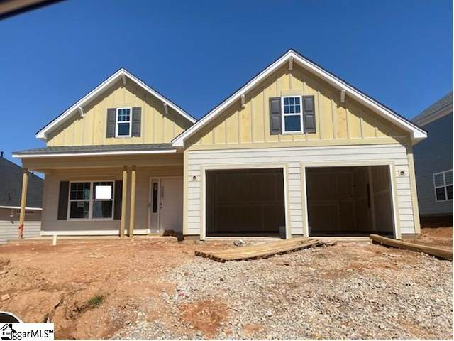 414 Rubia Drive Lot 57, Greenville, SC 29607 (#1432337) :: The Haro Group of Keller Williams