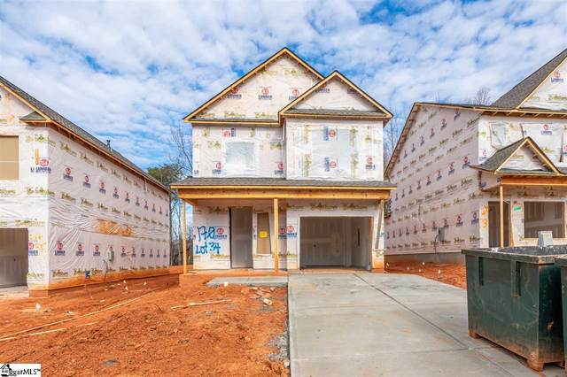 170 Highland Park Court, Easley, SC 29640 (#1432906) :: Coldwell Banker Caine