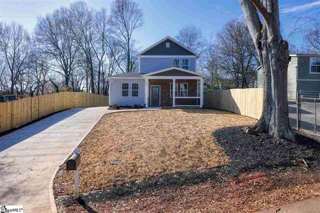 15 Blackwood Street, Greenville, SC 29611 (#1433471) :: Green Arc Properties