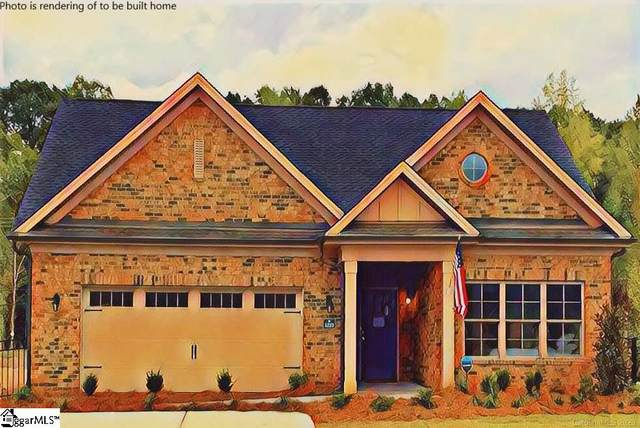 39 Courtyard Court, Greer, SC 29650 (#1433700) :: The Toates Team
