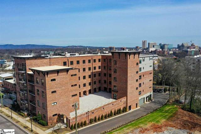 110 N Markley Street Unit 405, Greenville, SC 29601 (#1434662) :: Dabney & Partners