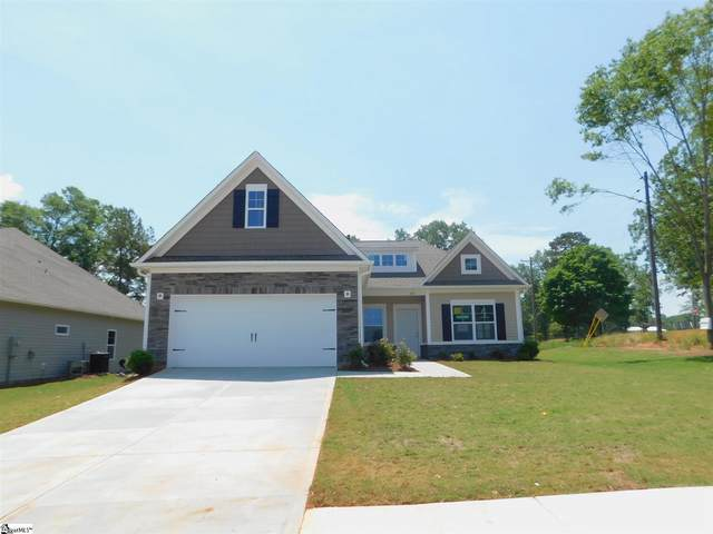100 Spyglass Lane Lot 1, Anderson, SC 29625 (#1435736) :: The Toates Team