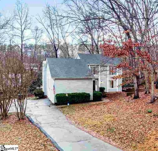 115 Roswell Terrace, Spartanburg, SC 29307 (#1436191) :: Hamilton & Co. of Keller Williams Greenville Upstate