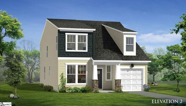 1112 Cobbler Lane Lot 44, Boiling Springs, SC 29316 (#1436445) :: DeYoung & Company