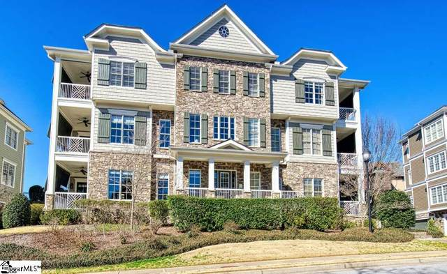 119 Sherwood Street Unit 100, Greenville, SC 29601 (#1438712) :: Modern