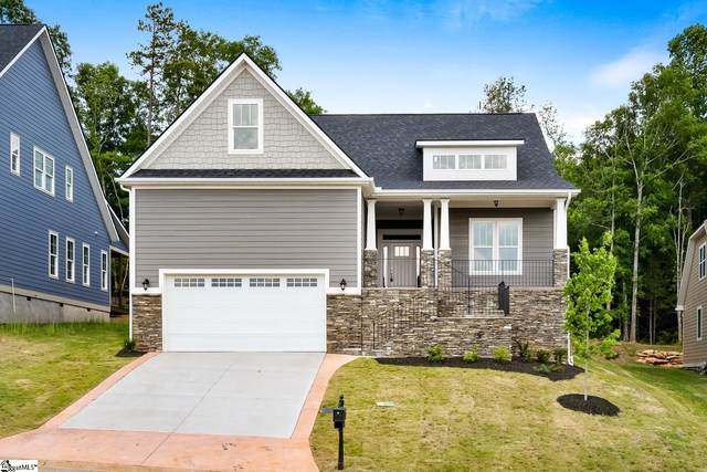 610 W Winding Slope Drive, Piedmont, SC 29673 (MLS #1439213) :: Prime Realty