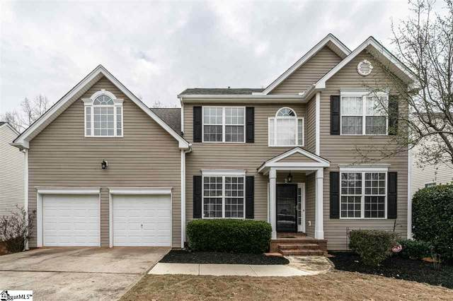 121 Waterton Way, Simpsonville, SC 29680 (#1439481) :: Modern