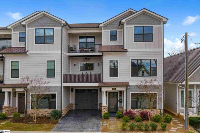 105 Mccall Street Unit B, Greenville, SC 29601 (#1439714) :: J. Michael Manley Team