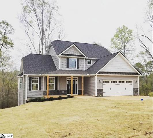 26 Carriage Drive, Greer, SC 29651 (#1439928) :: Modern