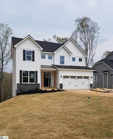28 Carriage Drive, Greer, SC 29651 (#1439941) :: Modern