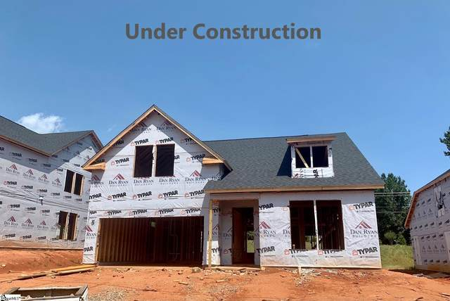 521 Robinwood Place, Duncan, SC 29334 (MLS #1440500) :: Prime Realty