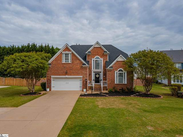 623 Heathercrest Court, Simpsonville, SC 29681 (#1440743) :: The Haro Group of Keller Williams