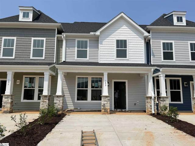 103 Shallons Drive Lot 38, Greenville, SC 29609 (#1441267) :: The Haro Group of Keller Williams