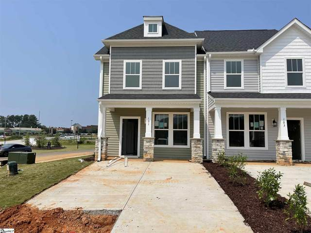 101 Shallons Drive Lot 39, Greenville, SC 29609 (#1445341) :: The Haro Group of Keller Williams