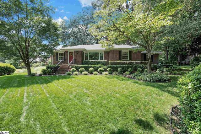 1 Coventry Lane, Greenville, SC 29609 (#1449968) :: Coldwell Banker Caine