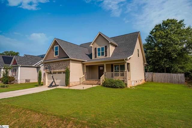 1000 Sheila Avenue, Greer, SC 29651 (MLS #1450174) :: Prime Realty