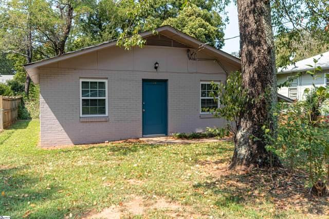 114 Parkins Mill Road, Greenville, SC 29607 (MLS #1452307) :: Prime Realty