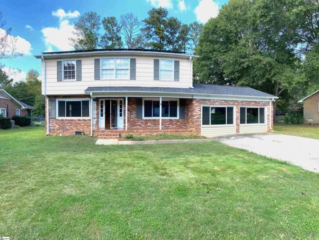 468 Royal Oak Drive, Spartanburg, SC 29302 (#1454361) :: Hamilton & Co. of Keller Williams Greenville Upstate