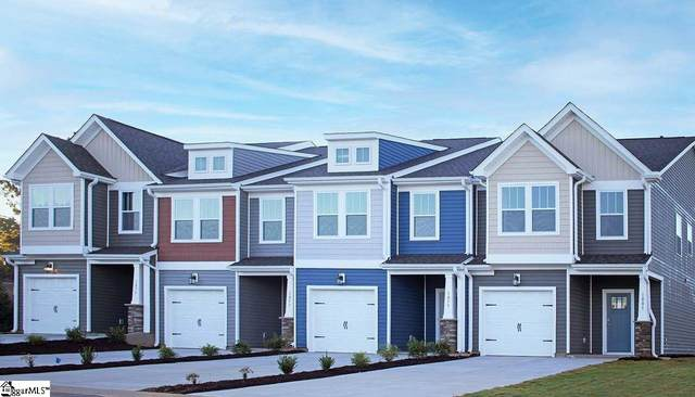 1098 Millison Place Lot 175, Moore, SC 29369 (#1455495) :: Williams and Associates | eXp Realty