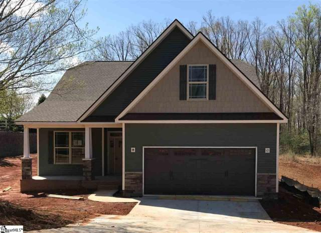 1 Amber Oaks Drive Lot 14, Greer, SC 29651 (#1350606) :: The Toates Team