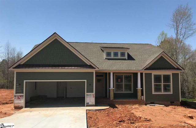 945 Garnet Circle Lot 10, Boiling Springs, SC 29323 (#1351666) :: Coldwell Banker Caine