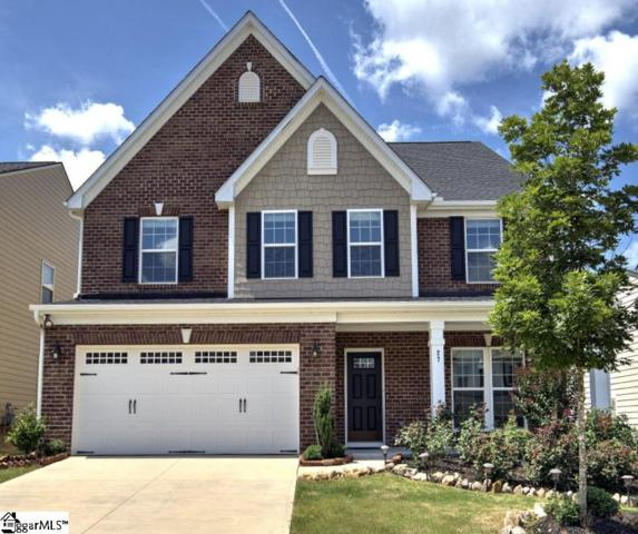 27 Dauphine Way, Greer, SC 29650 (#1387586) :: The Toates Team