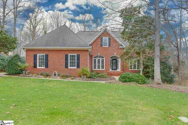 115 Pinehaven Way, Simpsonville, SC 29680 (#1392414) :: Coldwell Banker Caine
