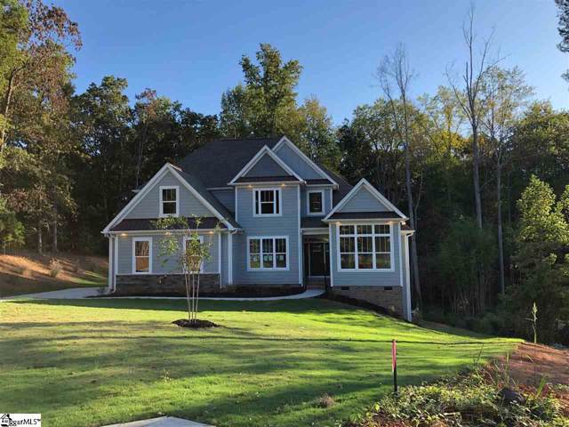 123 Quiet Lake Court Lot 16, Piedmont, SC 29673 (#1392501) :: Hamilton & Co. of Keller Williams Greenville Upstate