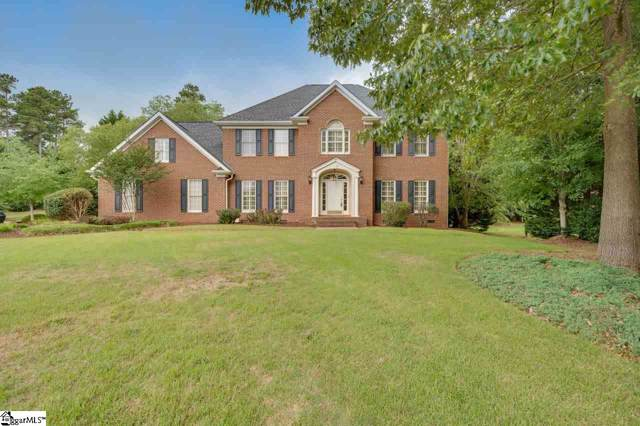 862 Oakcrest Road, Spartanburg, SC 29301 (#1395504) :: Hamilton & Co. of Keller Williams Greenville Upstate