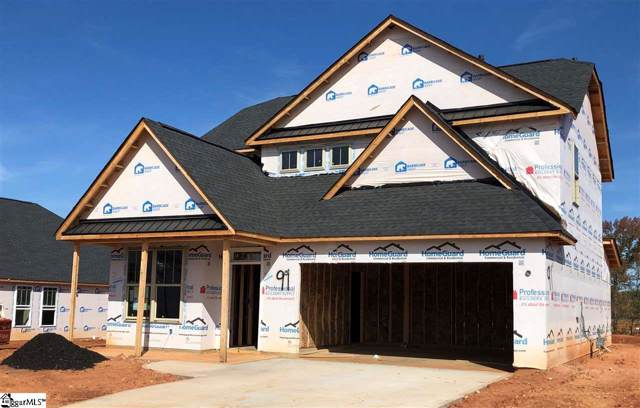 12 Tannery Drive Lot 91, Greer, SC 29651 (#1397788) :: The Toates Team